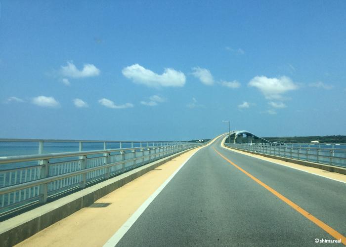 宮古島の橋