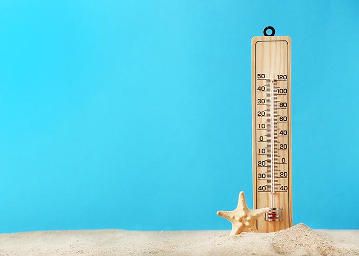 宮古島の冬の気温